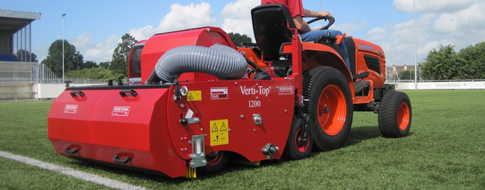 Synthetic Turf Maintenance Equipmen...