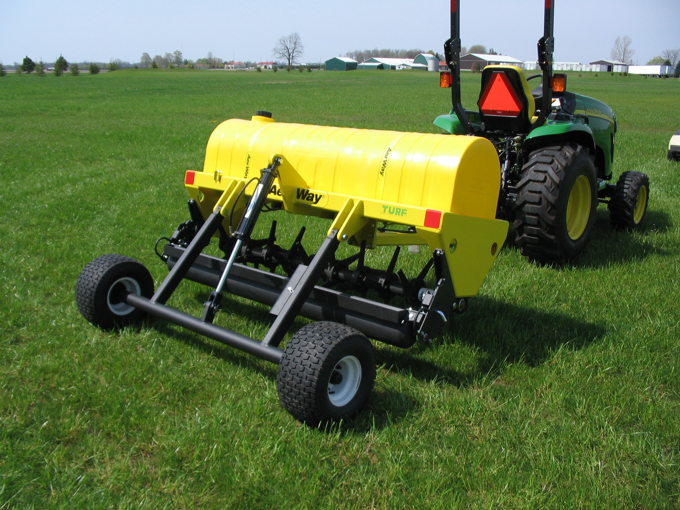 AERWAY now at AR MOWER!